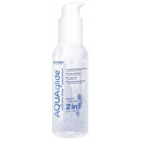 Lubrificante Aquaglide 2 in 1 da 125 ml