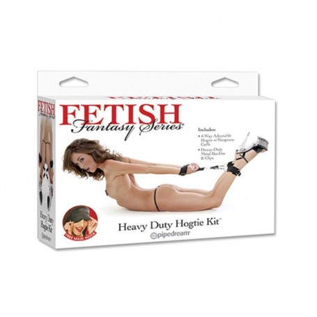 Costrittivo heavy duty hogtie kit fetish fantasy series bondage
