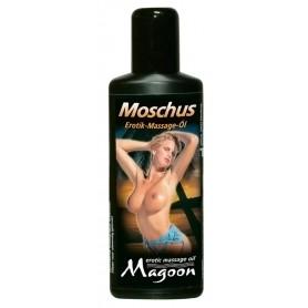 Oliio da massaggio aromatizzato 100 ml Moschus