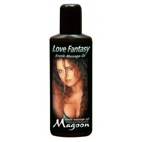Oliio da massaggio aromatizzato 100 ml Love Fantasy