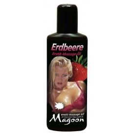 Oliio da massaggio aromatizzato 100 ml Olio alla fragola
