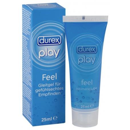 Gel lubrificanti Durex Play Feel effetto seta 25 ml