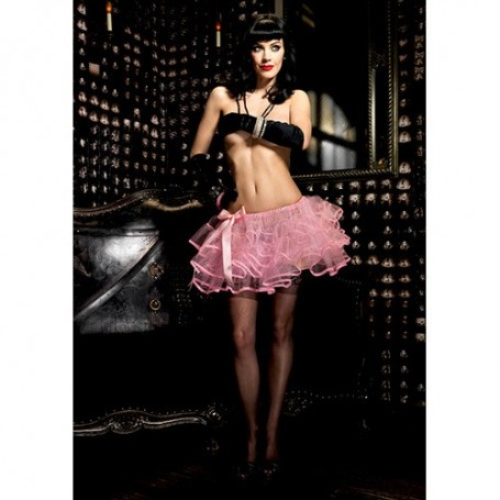 SOTTOGONNA LAYERED TULLE PINK