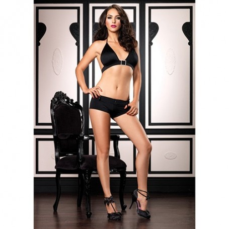 INTIMO BUCKLE ACCENT BLACK