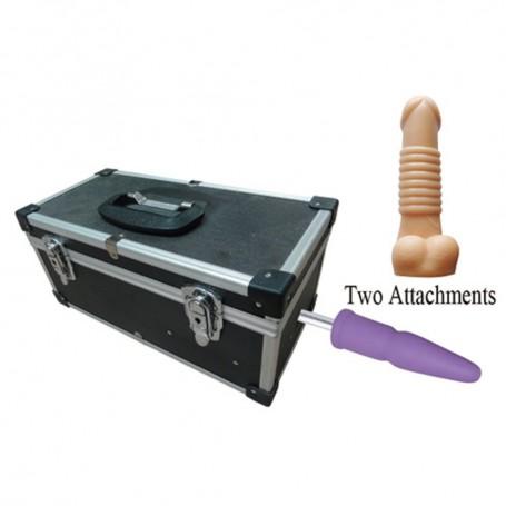 Macchina per il sesso diva tool lover box dall'amore