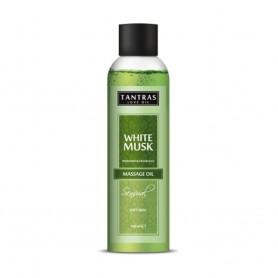 Olio per massaggi tantras love oil muschio bianco