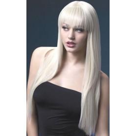 Parrucca Bionda Professionale Lisci lunghi Blonde 66 cm