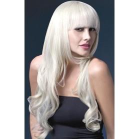 Parrucca Bionda Professionale Lisci lunghi Blonde 66 cm Yasmin