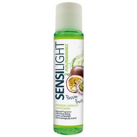 Lubrificante sensilight fun fragrance passion fruit 60 ml