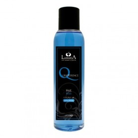 Quintessence massage oil hot kiss olio da massaggio afrodisiaco