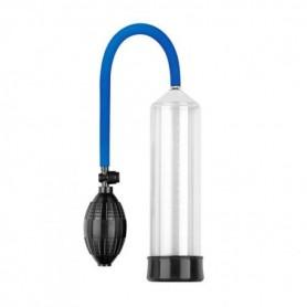 Pompa per allungare il pene sviluppatore pump up easy touch trasparente
