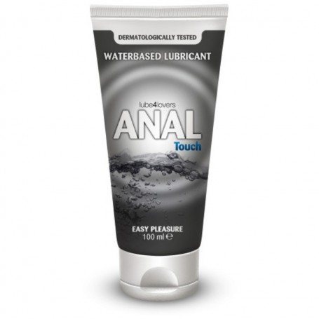 Lubrificante anale anal touch 100 ml