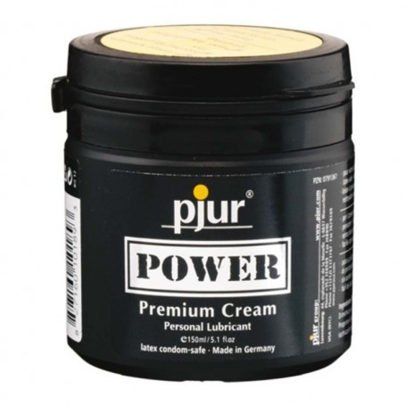 Crema lubrificante anale pjur power 150 ml
