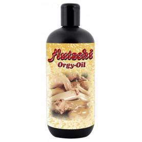 Olio per massaggi per orge fltschi orgy oil 500 ml