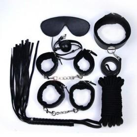 Bondage kit (nero)