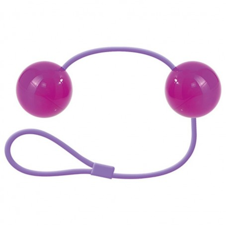 Palline anali vaginali mini candy balls purple