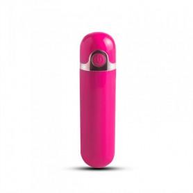 Mini stimolatore vaginale vibratore donna per clitoride sex toys bullet pink