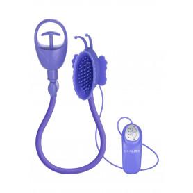 Succhia vagina stimolatore clitoride vibratore pompa vaginale in silicone
