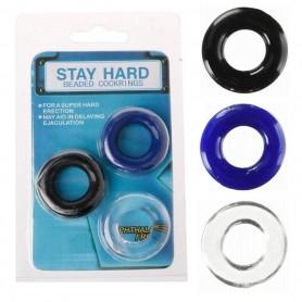 kit anelli maschile per pene ritardante sessuale anti eiaculazione morbido