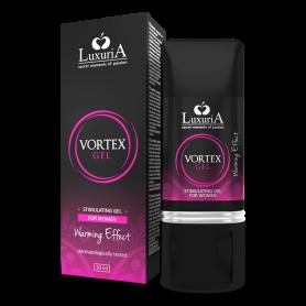 Gel stimolante lubrificante per stimolazione clitoride effetto caldo vortex