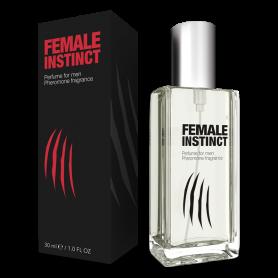 Profumo ai feromoni per uomo eau de toilette female instinct man