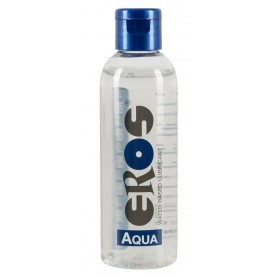 Gel intimo vaginale a base acqua eros Lubrificante anale salva preservativo 100 ml