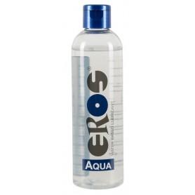 Gel intimo vaginale a base acqua eros Lubrificante anale salva preservativo 250 ml