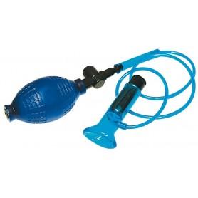 ventosa vibrante stimolatore succhia capezzoli e clitoride con pompa vibrazione