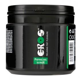 gel intimo lubrificante sessuale a base silicone per fisting uomo donna 500 ml