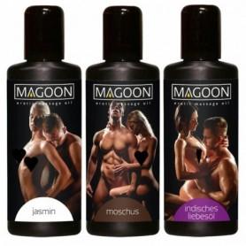 set olio da massaggio pfofumazione stimolante erotica per massaggi di coppia
