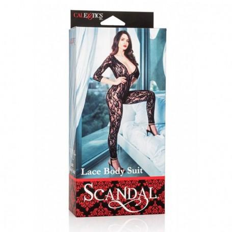 Tutina intimo donna in pizzo lingerie erotica sexy hot nero per donna