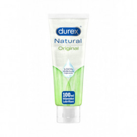 gel lubrificante intimo sessuuale durex nature 100ml vaginale anale a base acqua