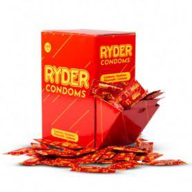 Kit preservativi 144 pz in lattice condom priofilattici lubrificati resistenti
