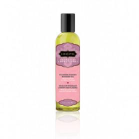 olio da massaggio sensuale intimo per coppia aromatico pleasure garden 59 ml
