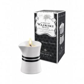 candela da massaggio sensuale cocco ananas olio per massaggio intimo corpo sexy