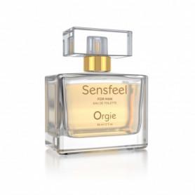 Profumo per uomo ai feromoni spray eau de parfum eccitante stimola afrodisiaco