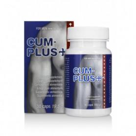 Aumento volume dello sperma stimolatore sessuale maschile CUM Plus caps per uomo