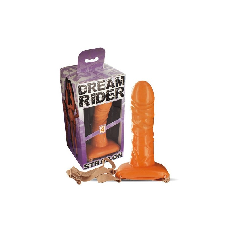 FALLO INDOSSABILE DREAM RIDER STRAP-ON